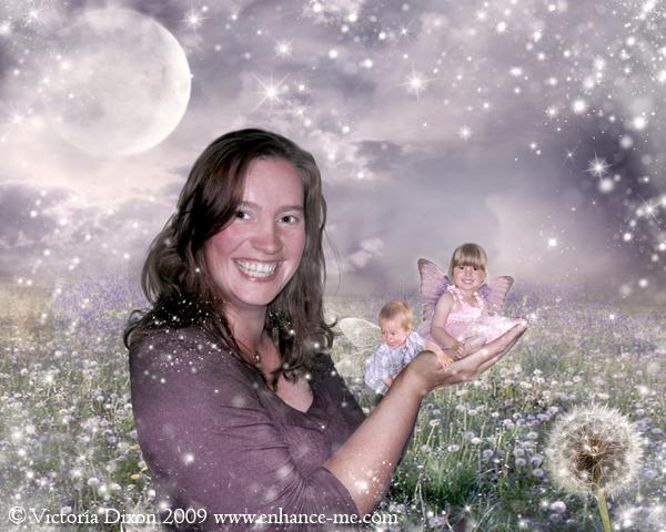 Mumpreneur Profile:  Victoria of Enhance Me