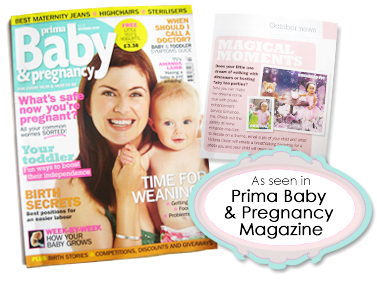 www.enhance-me.com - As seen in Prima Baby & Pregnancy Magazine - October 2009 issue - Page 19